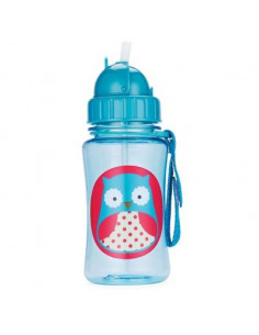 Vaso de aprendizaje Zoo botella Buho de Skip Hop