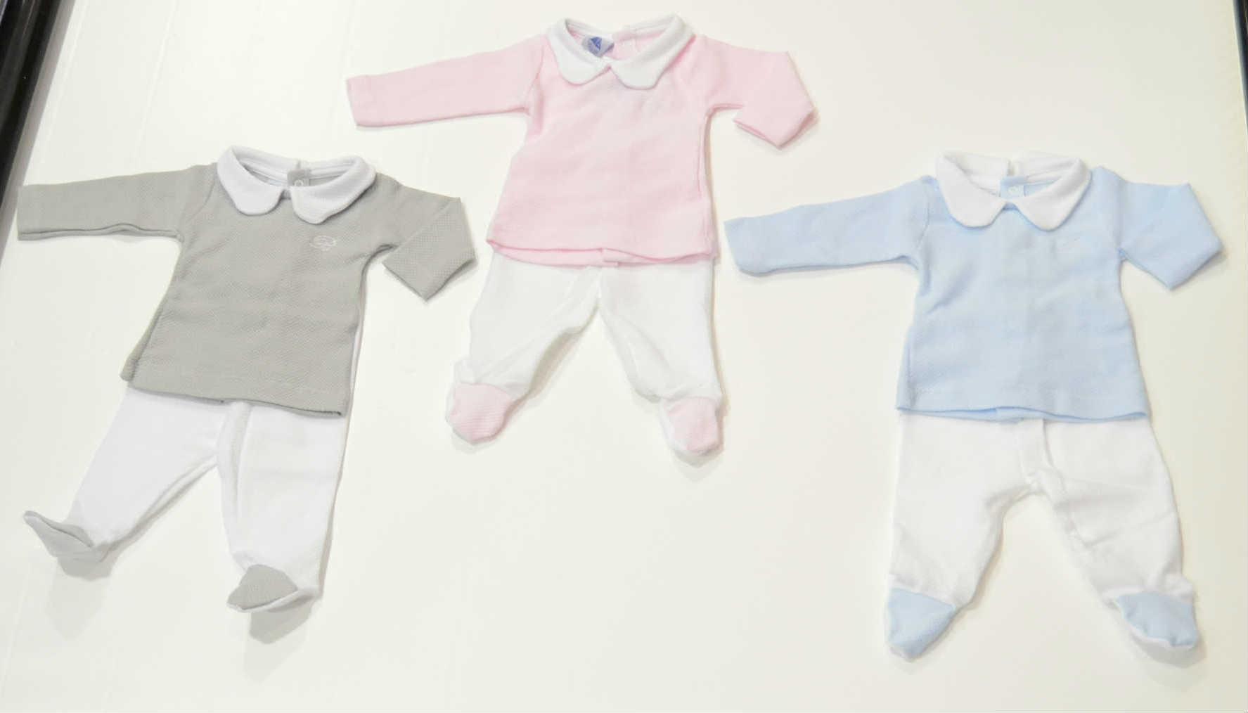 ropa de bebe algodon
