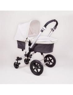 Saco carrito bebé Merengue de Pili Carrera