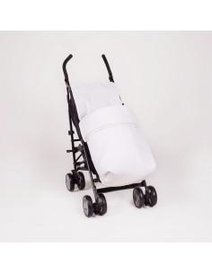 Saco silla de paseo ligera Merengue de Pili Carrera