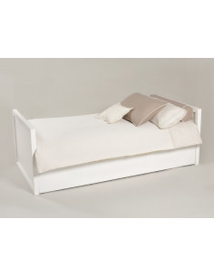 Funda nórdica cama infantil Merengue de Pili Carrera