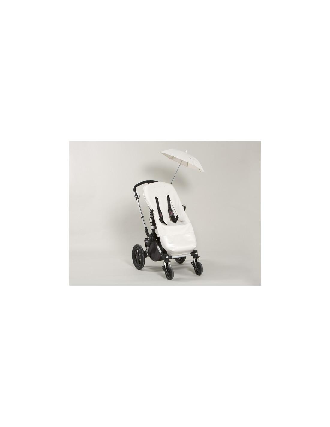 Funda silla de paseo bugaboo merengue de pili carrera - Funda silla paseo ...