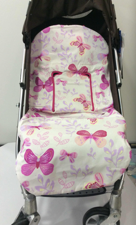 Colchoneta para sillas de paseo Dani de Sambori Beb