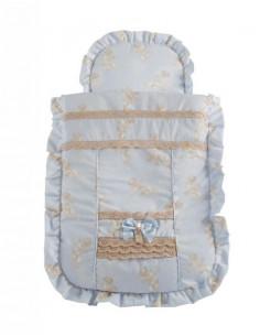 Saco capazo bebé de 30x70 cm Angelo de Mico's Colección