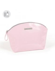 Neceser Tweed Baby rosa de Pasito a Pasito