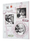 Marco de fotos Scrapbook Girls de Mamas & Papas