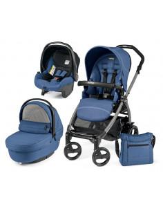 Coche de bebé tres piezas Bluette Peg-Perego