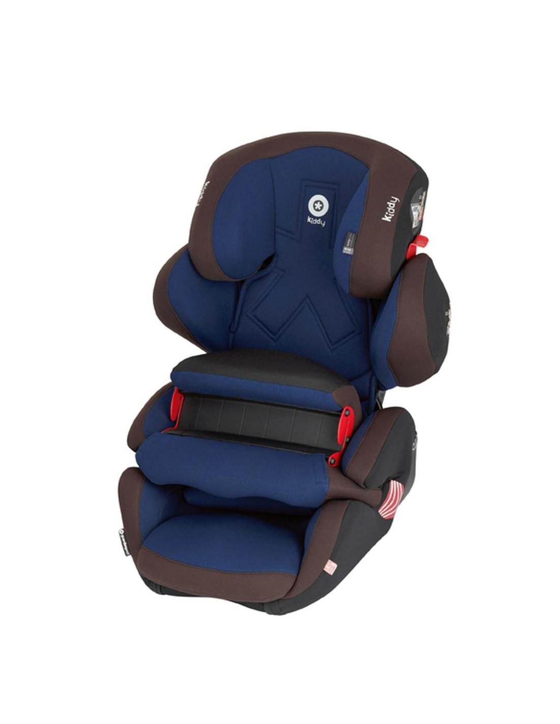 Kiddy guardian pro 2 grupo 1 2 3 la silla de auto m s segura for Sillas para auto grupo 2