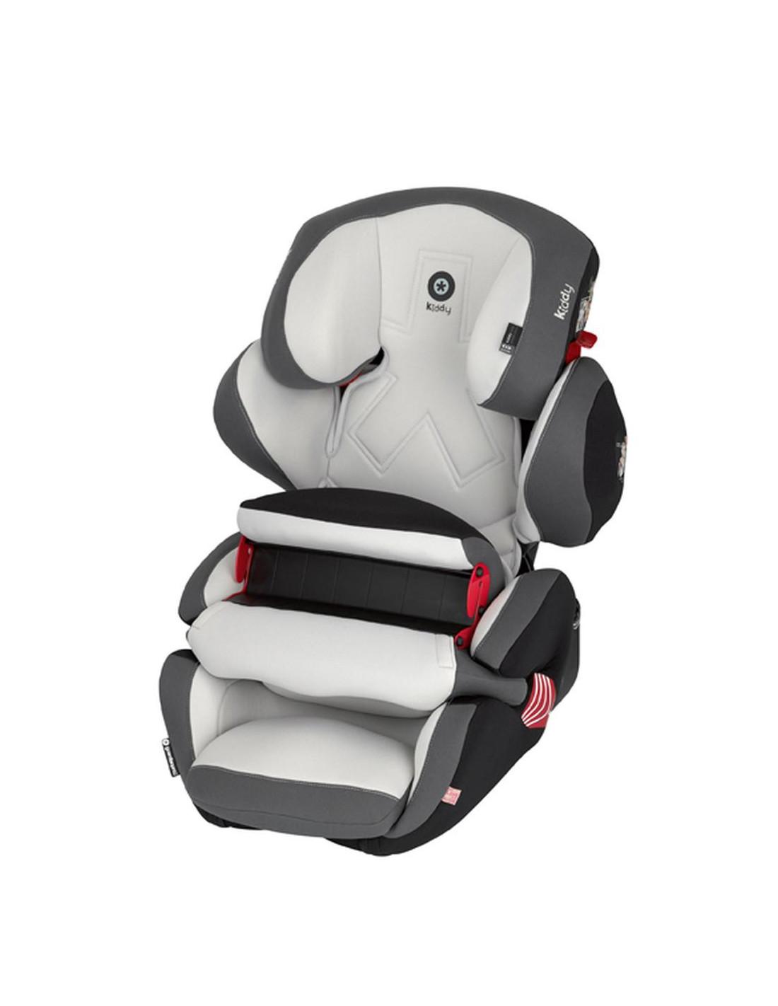 Kiddy guardian pro 2 grupo 1 2 3 la silla de auto m s segura for Silla auto grupo 1 2 3