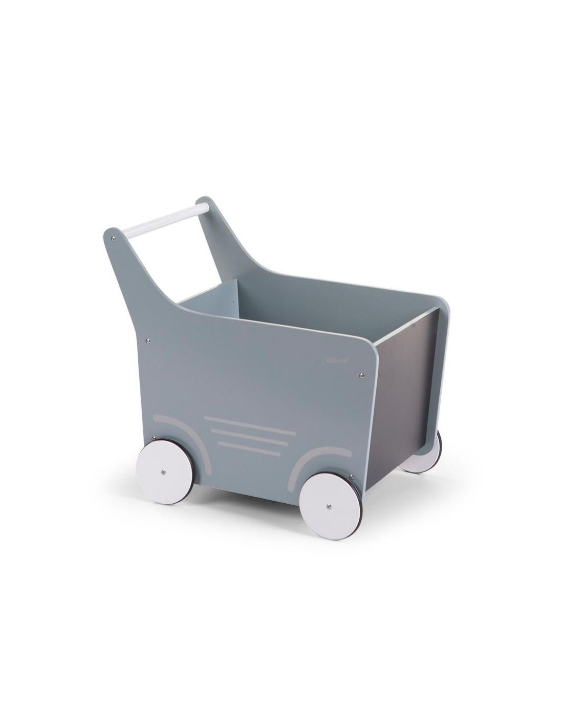 Carrito de juguete con ruedas de child home - Carrito con ruedas ikea ...