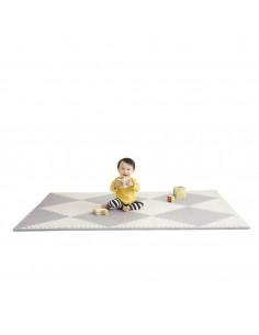 Alfombra para niños Play Spot Zig Zag de Skip Hop