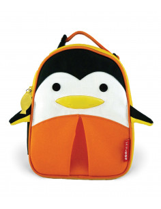 Mochila infantil Zoolunchies Pingüino de SKIP HOP