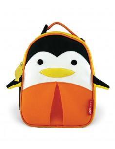 Mochila infantil para merienda Zoolunchies Pingüino SKIP HOP