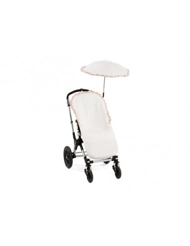 Colchoneta para silla de paseo ondas musicales de pili carrera - Colchoneta silla paseo ...