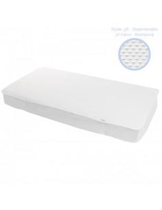 Protector de colchón 3D 70 * 140 cm para cuna de Cambrass