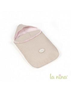 Saco de dormir Inés de La Nina