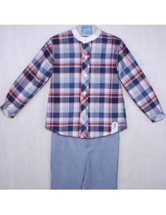 Conjunto para niño con pantalón corto Renoir Yoedu Invierno