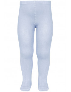 Leotardo liso color azul bebé de Cóndor