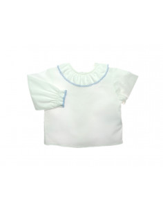 Blusa para bebé Nieve de Paz Rodríguez Invierno