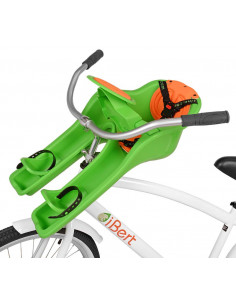 Silla para el manillar de la bici iBert