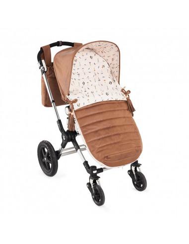 Saco para silla de paseo timbales de pili carrera - Sacos silla de paseo ...