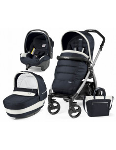 Book Plus Elite Luxe Blue de Peg Perego