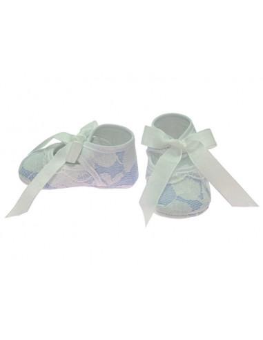 Zapatos para bebé Estela de Paz Rodríguez