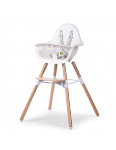 Trona evolutiva Evolu2 natural blanco de Child Home