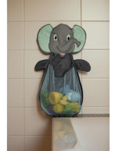 Red organizadora baño elefante de Bo Jungle