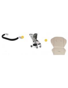 Oferta 1 silla Vida sand + Bumperbar + Seat Pad