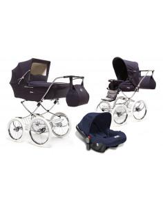 Coche de bebé trio Arrue Classic