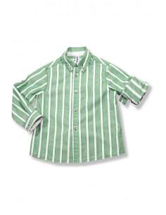 Camisa de manga larga para niño Hierbabuena de Foque