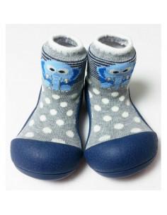 Zapato infantil Zoo Navy de Attipas