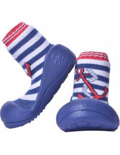 Zapato infantil Marine Red de Attipas
