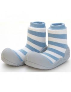 Zapato infantil Natural Herb Blue de Attipas