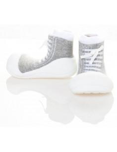 Zapato infantil Sneakers gris de Attipas