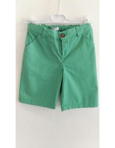 Pantalon para niño Corto Menta de Foque