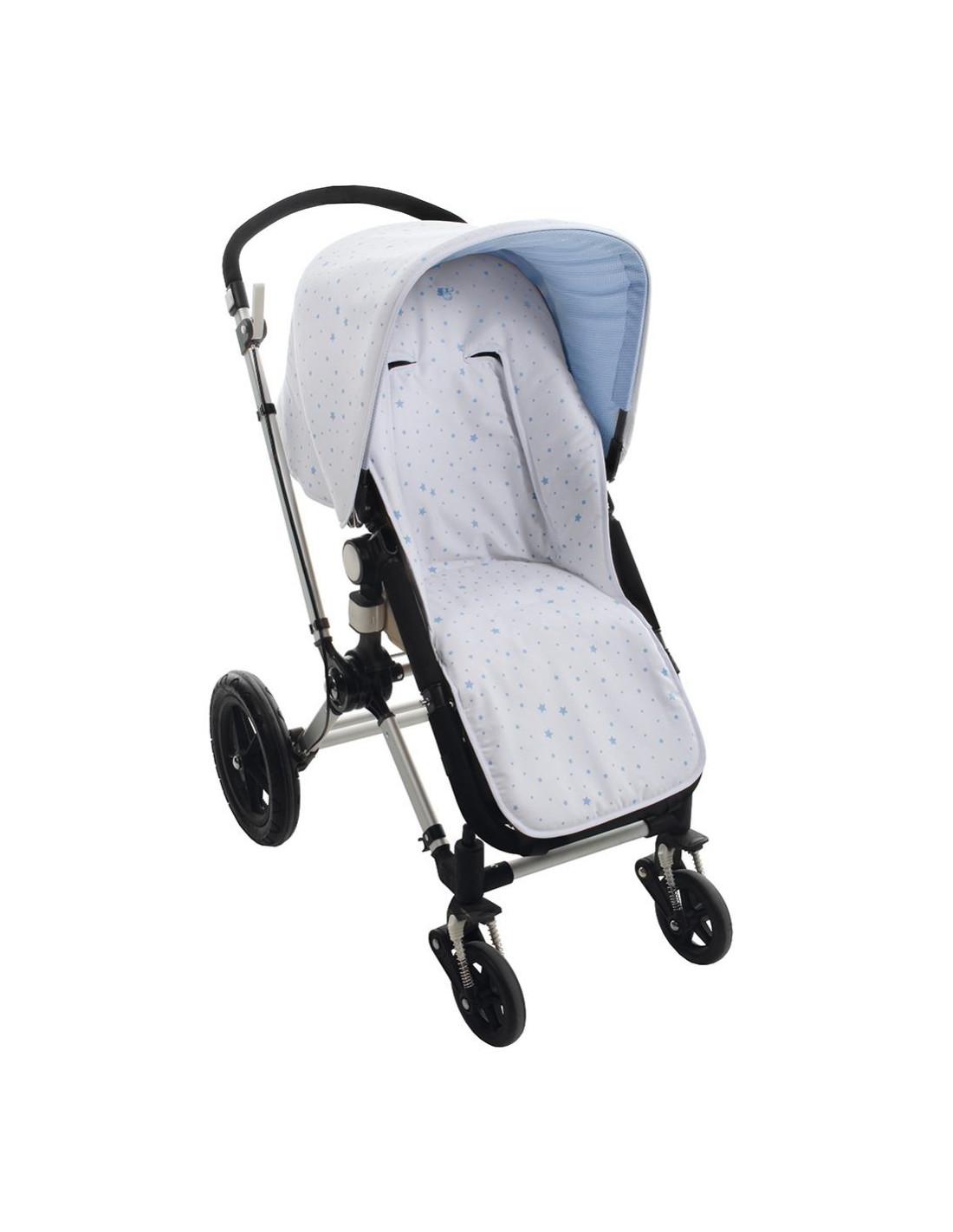Colchoneta para silla de paseo bugaboo mix de uzturre - Colchoneta silla paseo ...