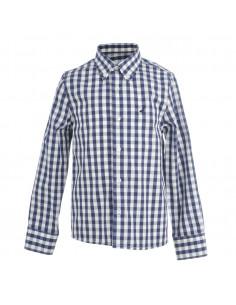 Camisa para niño Cuadros Marinos de La Ormiga Invierno