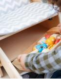 Silla evolutiva para bebés y niños Osit de Nuunkidsdesign