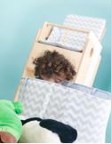 Trona evolutiva para bebés Oueat de Nuun Kids Design