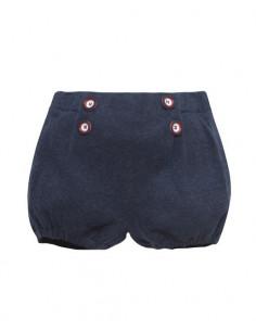 Pantalon para niño Cuadros Vichy de Pili Carrera