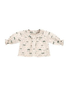 Blusa para bebé Libélulas de Pili Carrera
