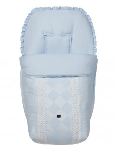 Saco de silla Damero de Mico's Colección