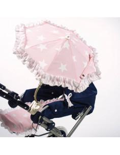 Sombrilla para carrito Carlota de La nina