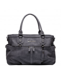 Bolso maternal Milan Midnight Blue de Little Company