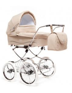 Coche de bebé dos piezas Arrue Elegance Paris