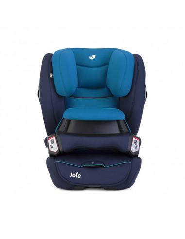 Silla de auto isofix 1 2 3 joie trascend caribbean - Silla auto isofix grupo 1 2 3 ...