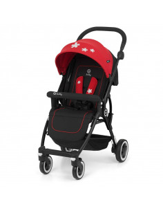 Silla de paseo Kiddy Urban Star 1 Chili Red