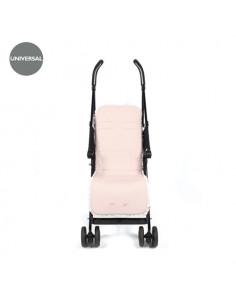 Colchoneta para silla de paseo Biscuit Rosa de Pasito a Pasito